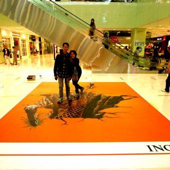 Shopping Mall Promo Staff Hong Kong