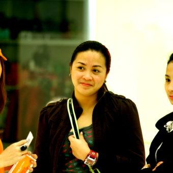 Beijing Promo Staff