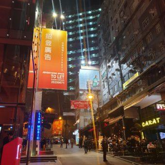 Bilboards agency Hong Kong