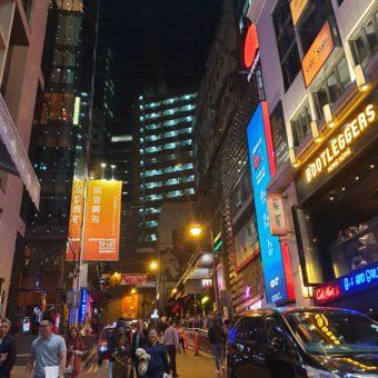 Billbord Advertising in Hong Kong